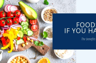 foods to eat with COPD