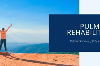 pulmonary rehabilitation awareness week
