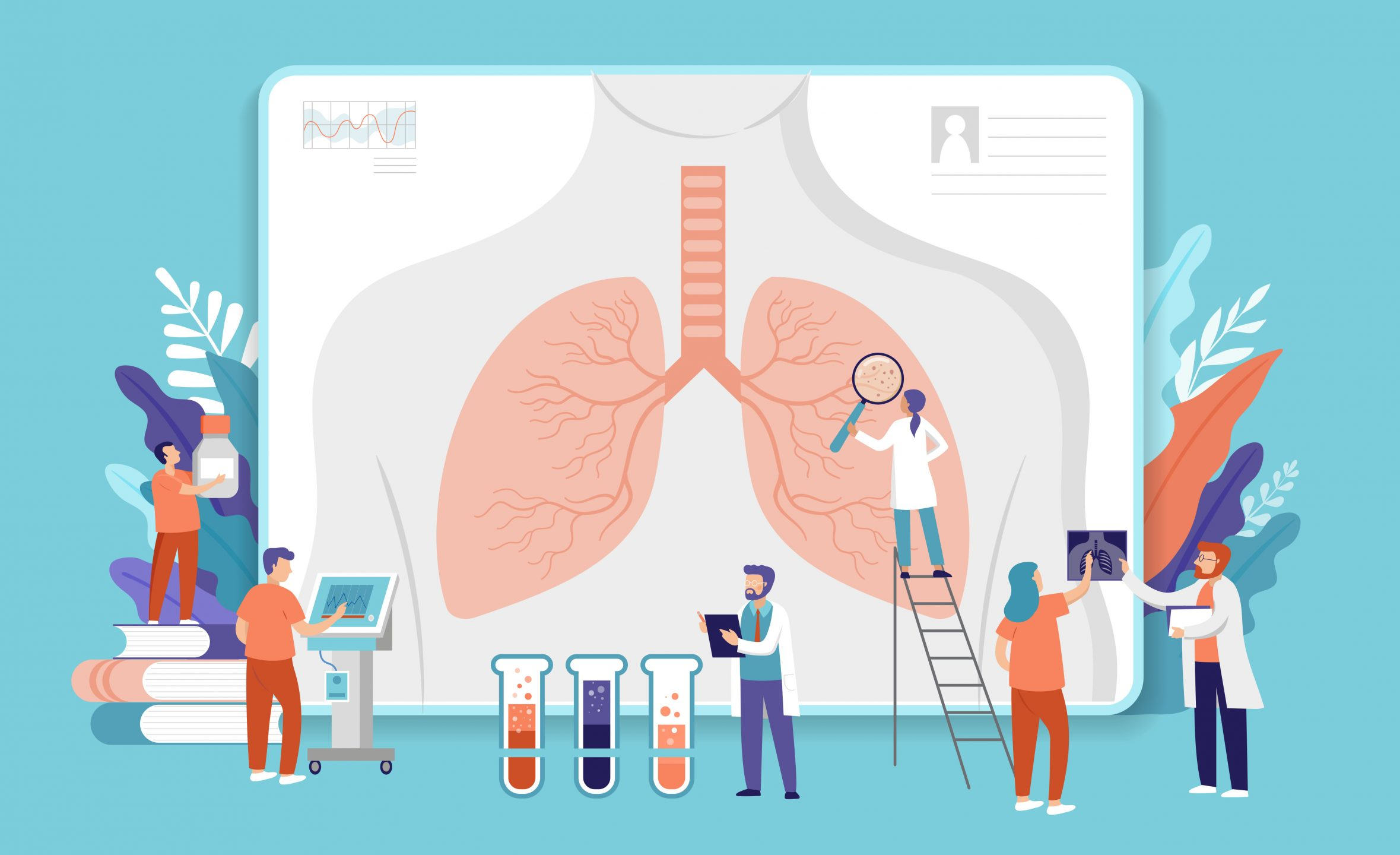 new copd research in 2021