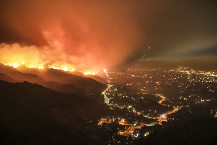 health impacts of wildfires
