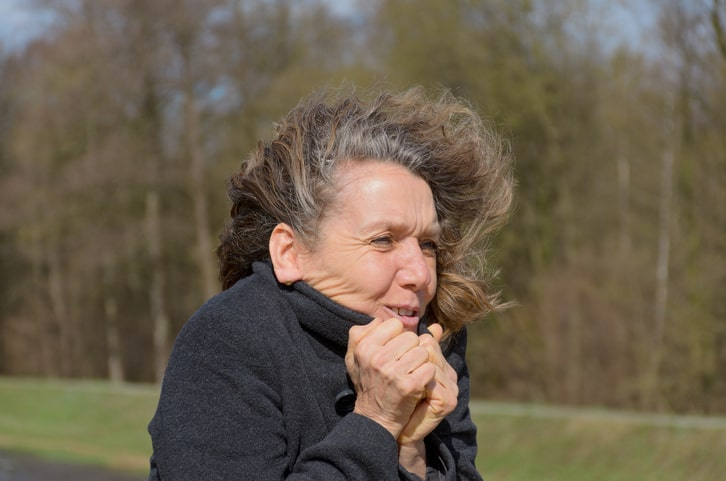 copd and cold weather